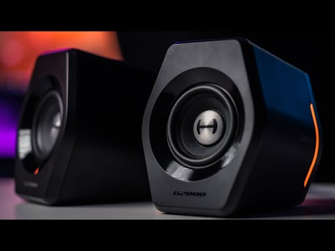 THE GAMING SPEAKERS YOU'VE BEEN LOOKING FOR! | Edifier G2000 Speaker Review & Sound Test