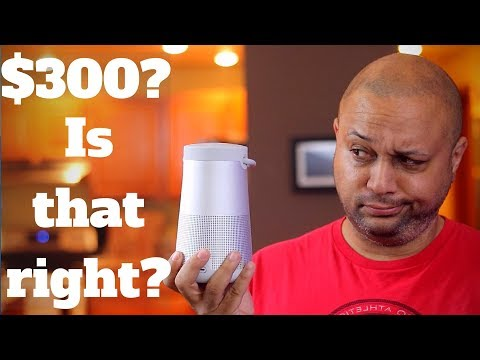 Bose Soundlink Revolve Plus review and sound test