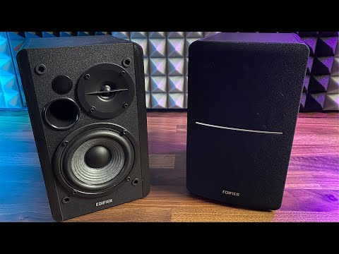 These Are Awesome! - Edifier R1280DB Speaker Review