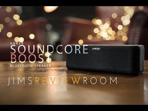 Anker Soundcore Boost Model Speaker - REVIEW