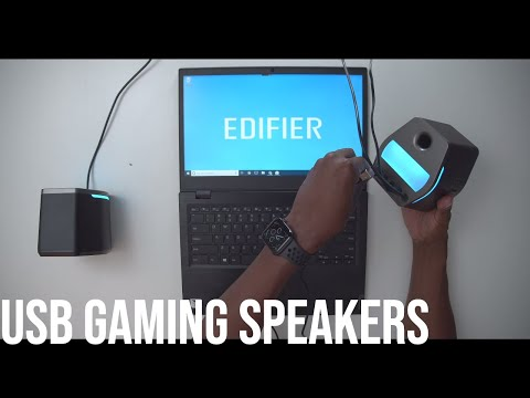Edifier G2000 USB Gaming Speaker For PC And Mac