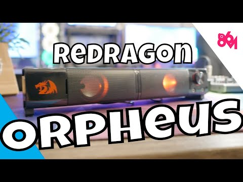 Redragon GS550 Orpheus Stereo Gaming