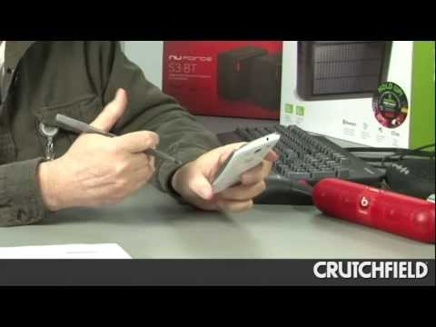 Introduction to How Bluetooth Speakers Work   Crutchfield Video