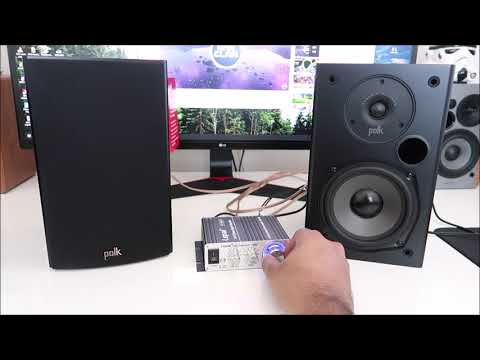 Unboxing Polk T15 - What is your purpose?