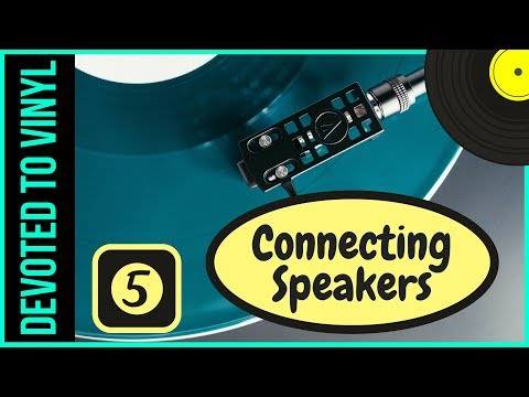 How to Connect Speakers to an Amplifier or Receiver