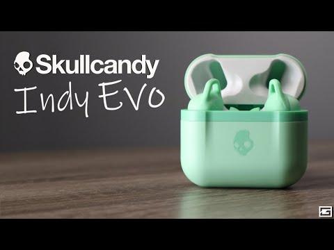 First Look! : The NEW Skullcandy Indy EVO True Wireless