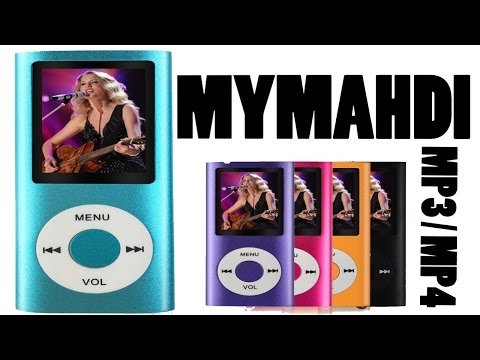 MYMAHDI - MP3 / MP4 Player ARE THEY WORTH £12 ?