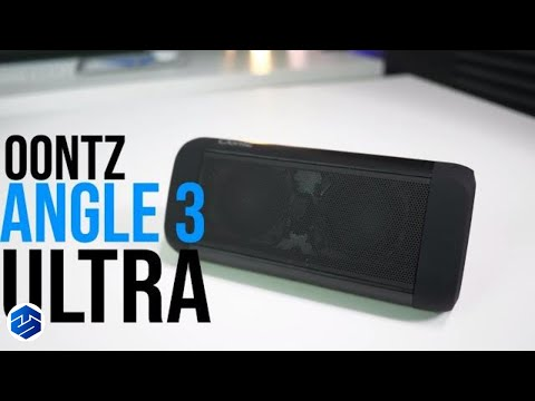 OontZ Angle 3 ULTRA Setup And Review