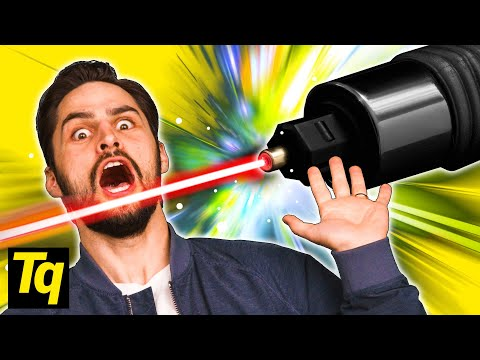 Why IS This COOL Cable Dying? - TOSLINK Optical Audio