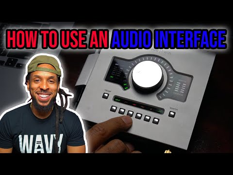 How to Use an Audio Interface 2020