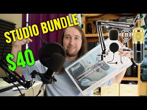RAGU Condenser Microphone Bundle Review