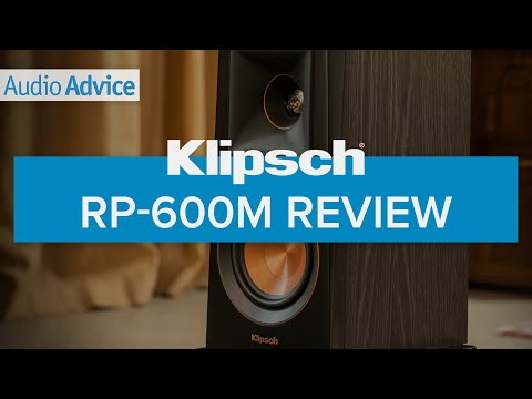 Klipsch RP-600M Reference Premiere Bookshelf Speakers Review