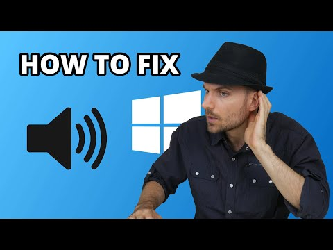 How to Fix No Audio Sound Issues in Windows 10