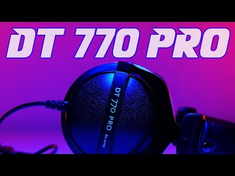 DT 770 Pro 80ohm Review: STILL my Favorite Closed Back Under $200