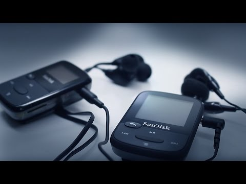 SanDisk Clip Sport & Clip Jam MP3 Unboxing And Review