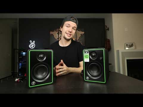 BEST BUDGET STUDIO MONITORS? - Mackie CR3-XBT Monitors (Unboxing)   Best Studio Monitors Under $100