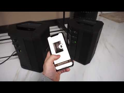 Pair/Link two Bose Bluetooth Speakers (Bose S1 Pro)