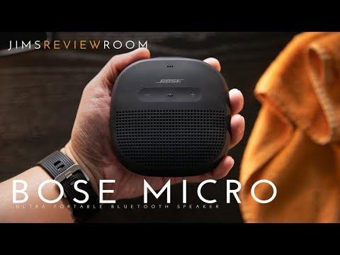 Bose Soundlink MICRO Speaker - REVIEW