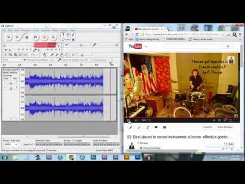 How to Record Your Computer's Audio For FREE