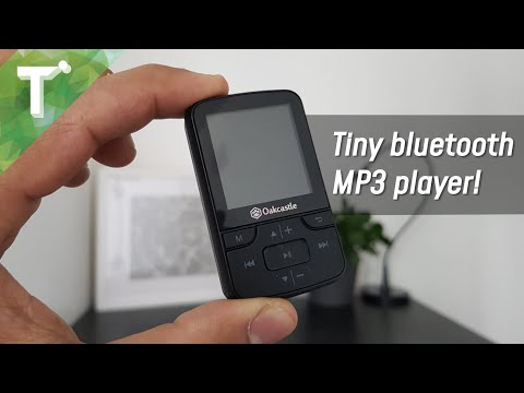 Oakcastle mp3 player review (MP100, bluetooth and clip)