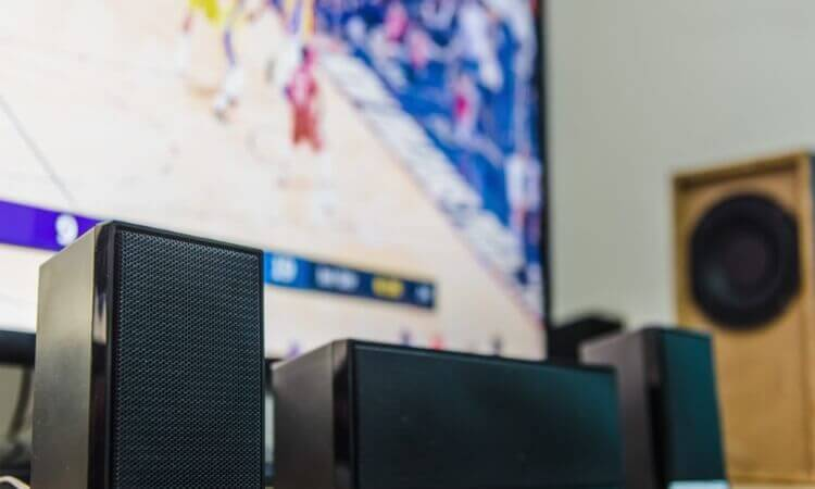 How To Connect The Audio System To TV?