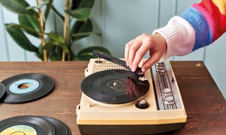 How To Ground A Turntable