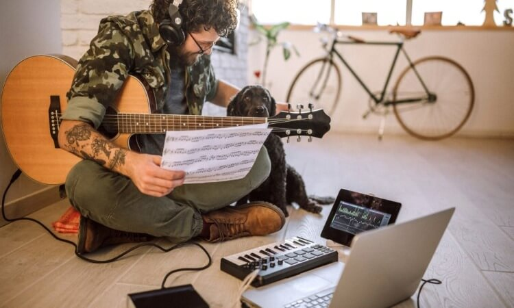 The 7 Best Equipment For Recording Music At Home