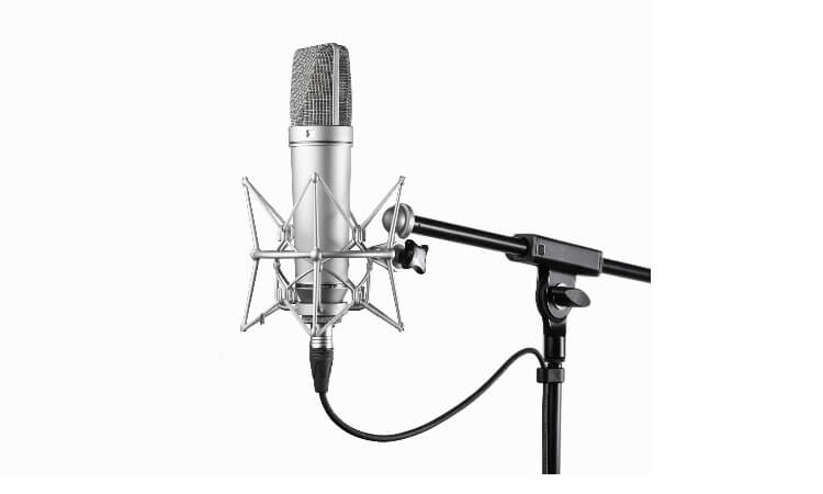 What Is A Condenser Microphone? – Identifying What You Need