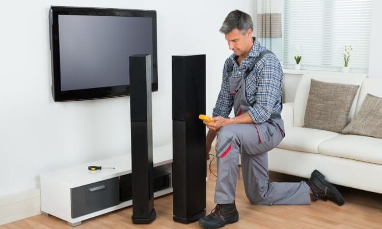 Where To Place Surround Sound Speakers
